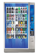 Crane Bevmax Vending Machine