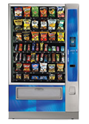 Crane Merchant Vending Machine