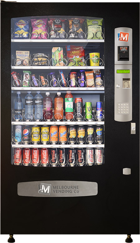 Our flagship vending machine, the MVC5000